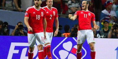 Gareth Bale volvió a anotar para su selección nacional. Foto:Getty Images