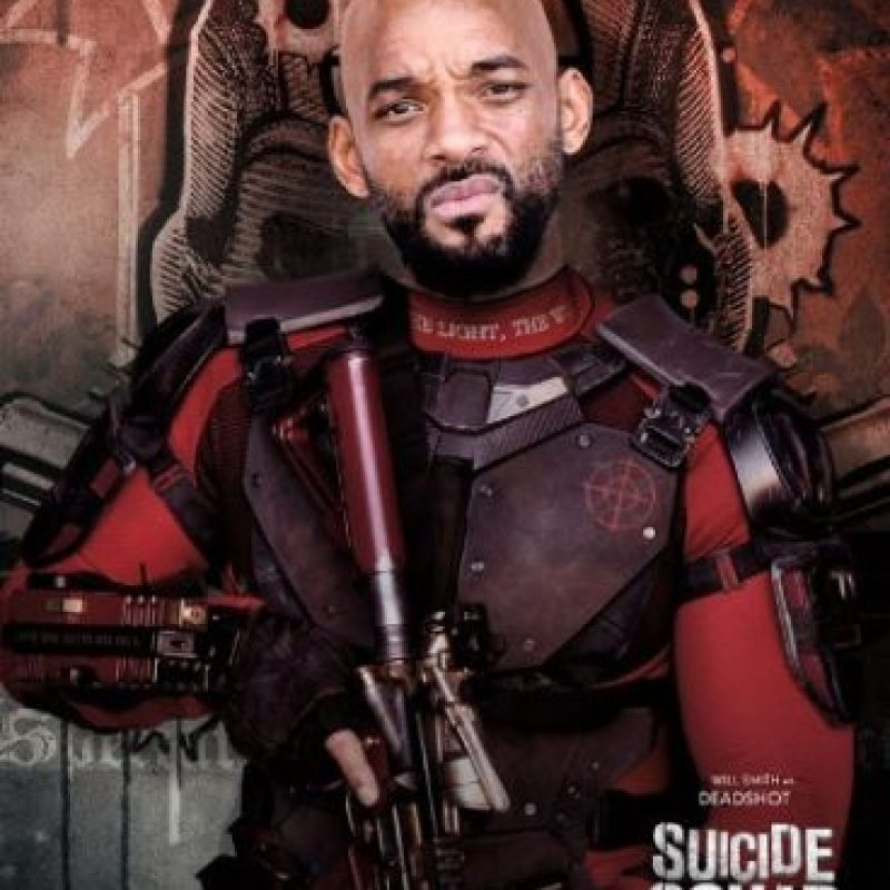 """Deadshot"" (Will Smith) Foto: Warner Bros"