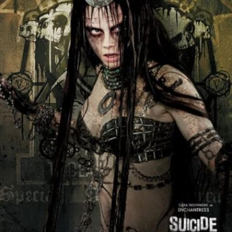 """Enchantress"" (Cara Delevingne) Foto: Warner Bros"