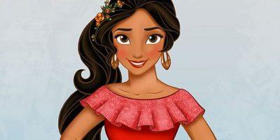 Elena de Avalor será una princesa de 16 años con todos los rasgos latinos Foto:Disney
