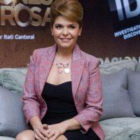 """Presentó el programa """"Pasiones Peligrosas"""", de Discovery ID. Foto:vía Getty Images"""
