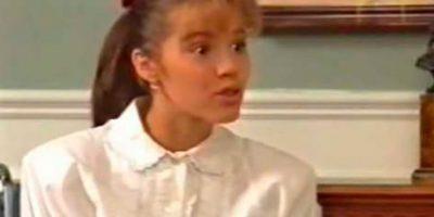 Ella ha seguido con su carrera en la televisión mexicana. Foto:vía Canal de las Estrellas