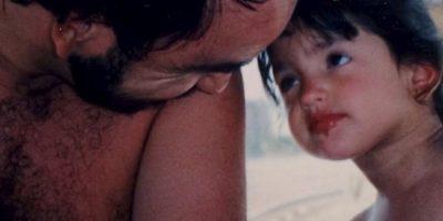 Eiza González y su padre Carlos Foto:Instagram @eizagonzalez