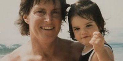 Kendall Jenner junto a su padre Bruce Jenner Foto:Instagram @kendalljenner
