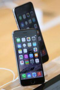 Los iPhone son uno de los gadgets más populares. Foto:Getty Images
