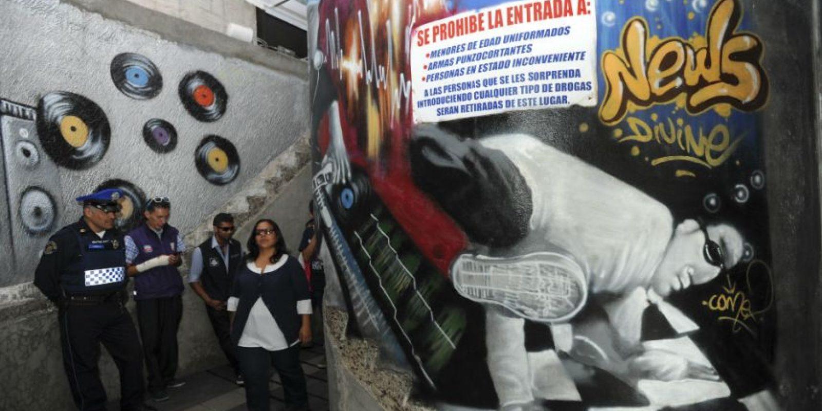 Hasta ahora se han aprobado amparos contra los policías capitalinos que participaron en el operativo. Foto: ARMANO MONROY /CUARTOSCURO