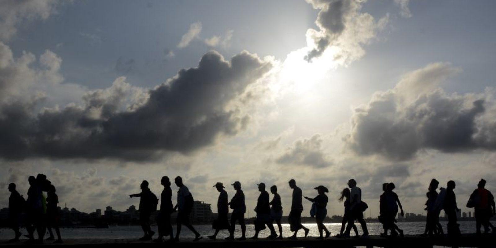cancun. Imagen Por: Foto:cuartoscuro