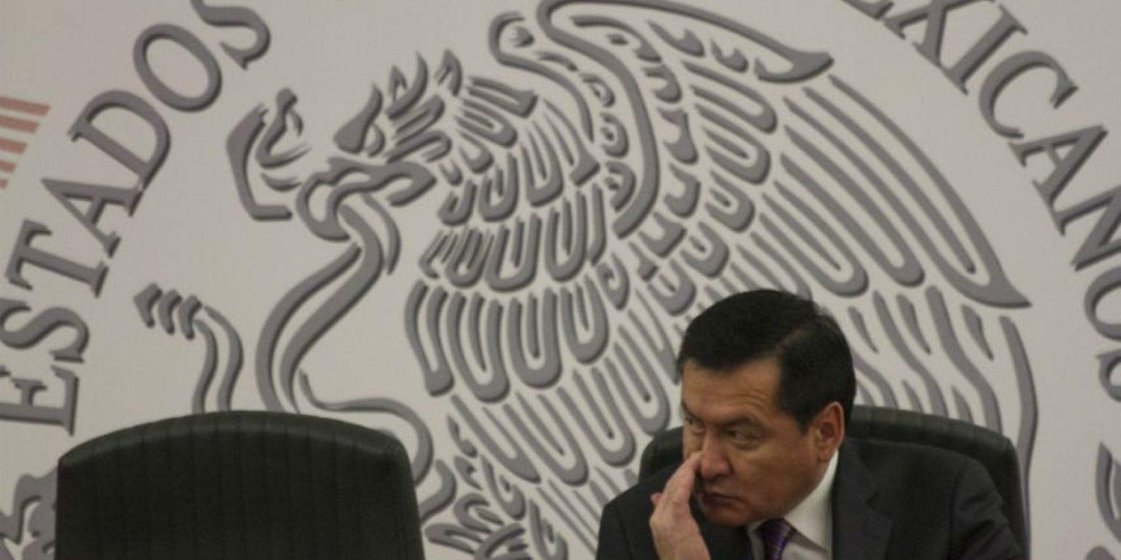 Incluso el responsable de la política interior, Miguel Ángel Osorio Chong, ha sonado algunas versiones. Foto:Cuartoscuro