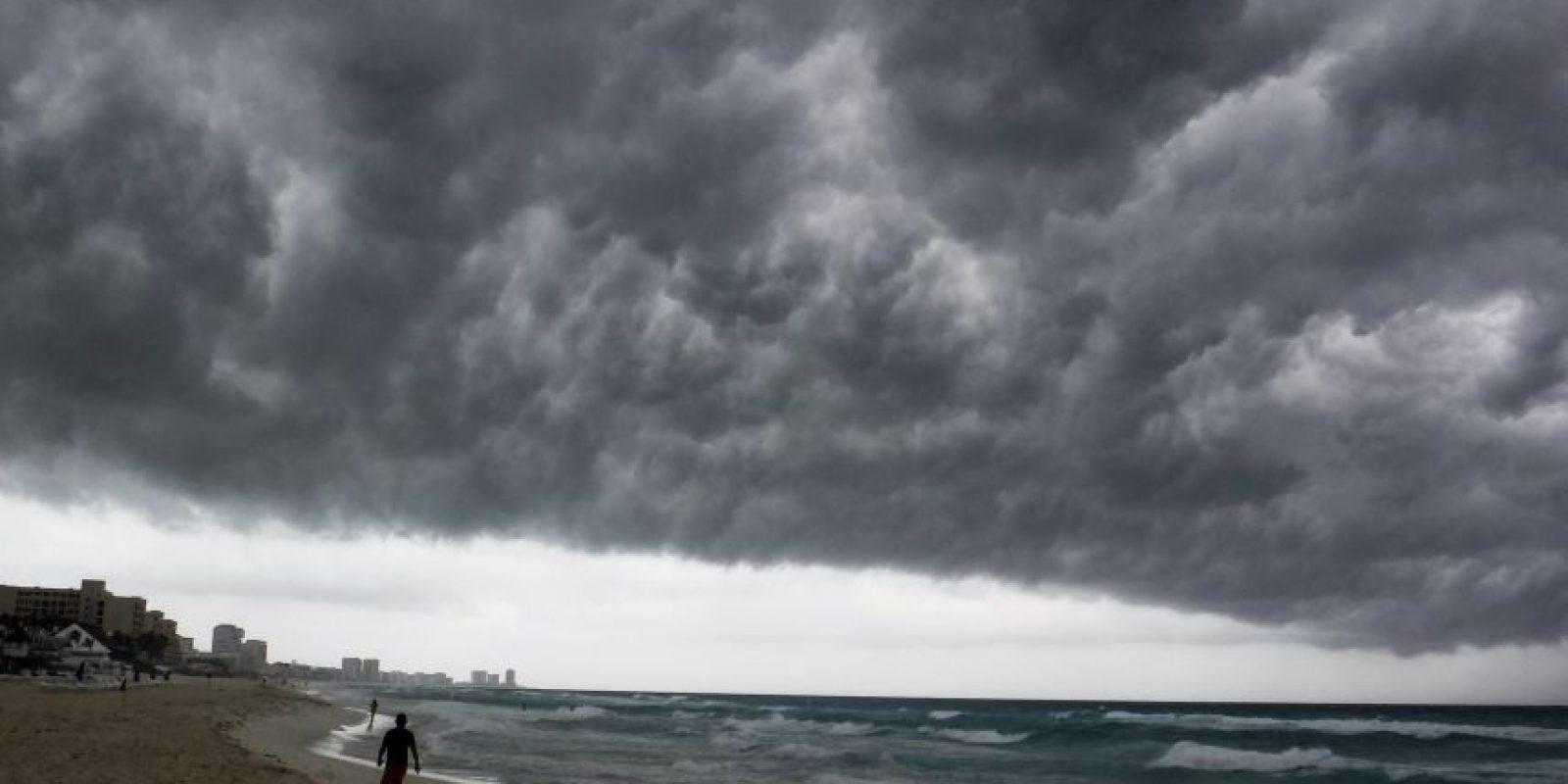 Este verano se esperan varios ciclones en las costas del país Foto:cuartoscuro/archivo