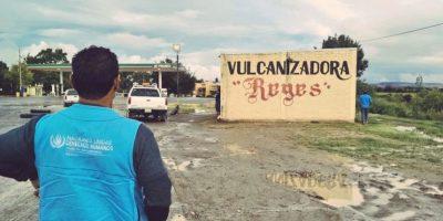 Foto:@ONUDHmexico