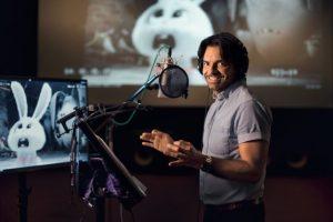 Eugenio Derbez dará voz al conejo Foto:Universal Pictures