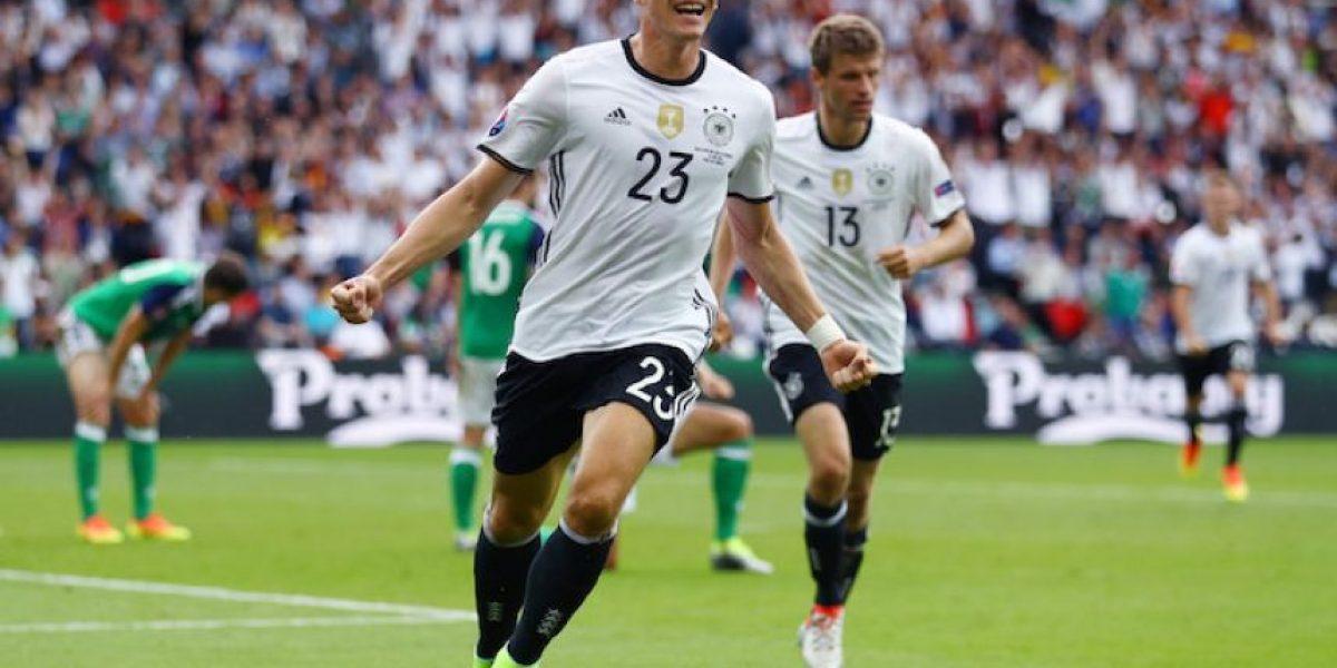 Alemania vence 1-0 a Irlanda del Norte y avanza a Octavos como líder