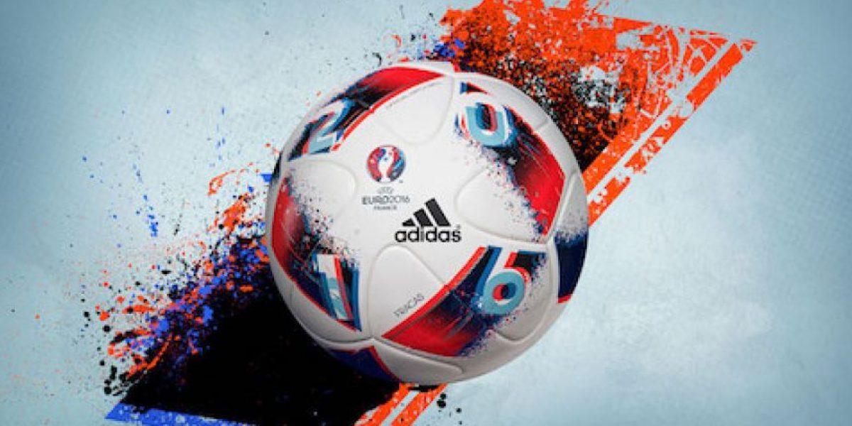 Fracas, el balón de las fases eliminatorias de la Euro 2016