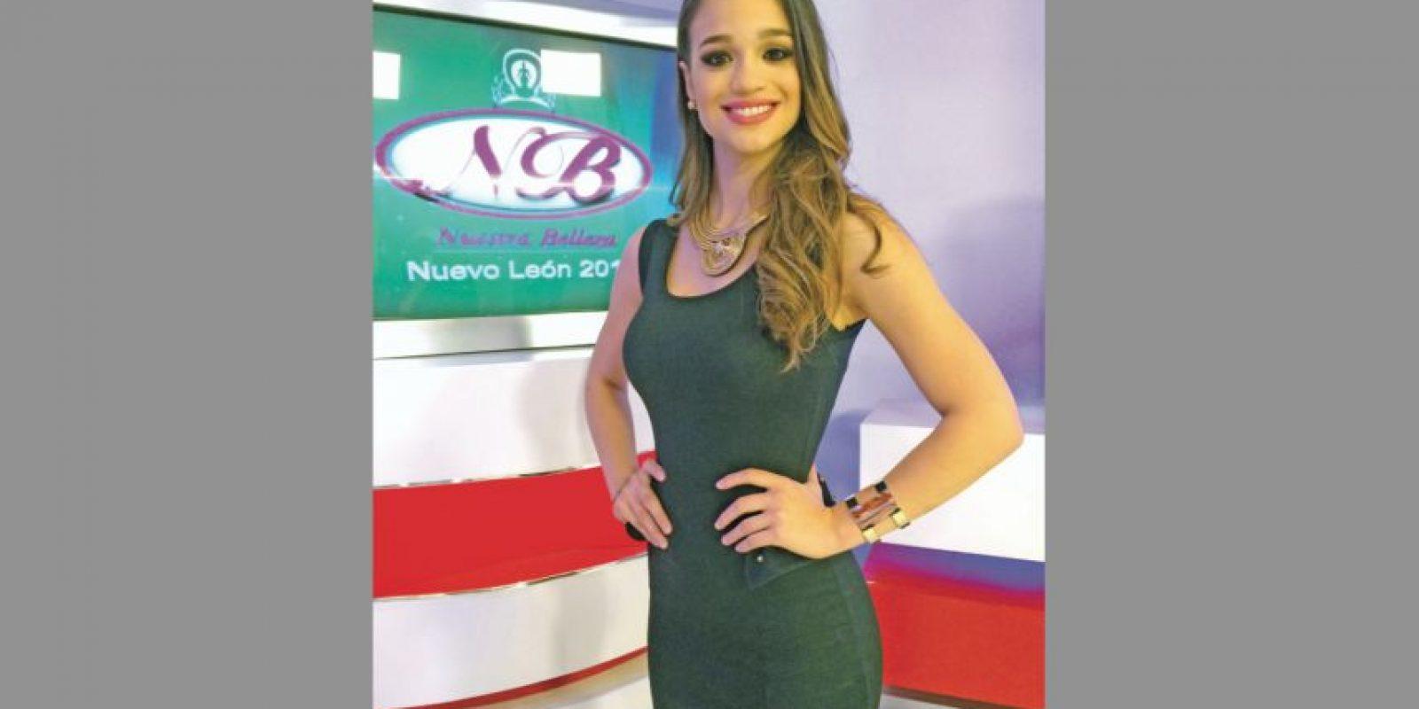 24 años, 1.70 metros. Es licenciada en Administración de Empresas. Foto:Daniela Pérez