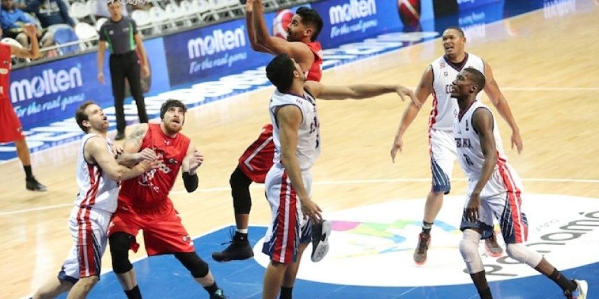 México vuelve a ganar en el Centrobasket