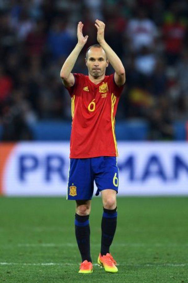 España llega clasificada y un empate le basta para ser primero del Grupo D Foto:Getty Images