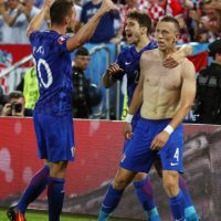 Croacia vence a España y le arrebata el liderato de grupo Foto:Getty Images