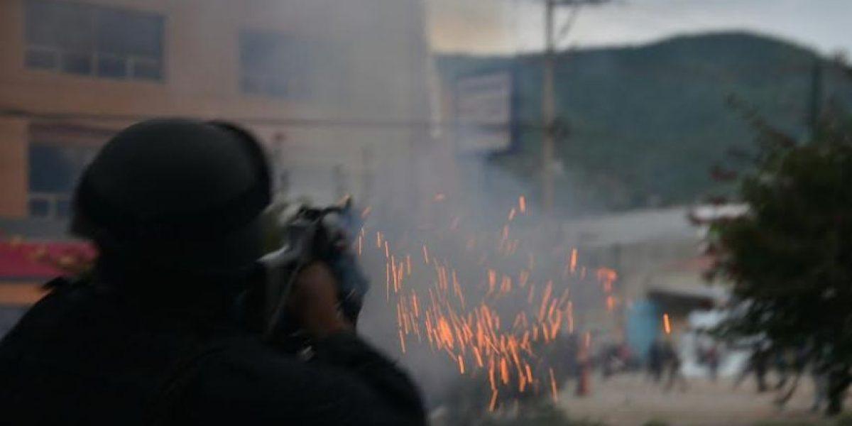 Solución del conflicto de CNTE sólo por vía legal: Osorio Chong