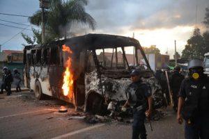 10mdp suman las pérdidas por los bloqueos a las carreteras en el estado. Foto:Darío Nolasco / ADN Sureste