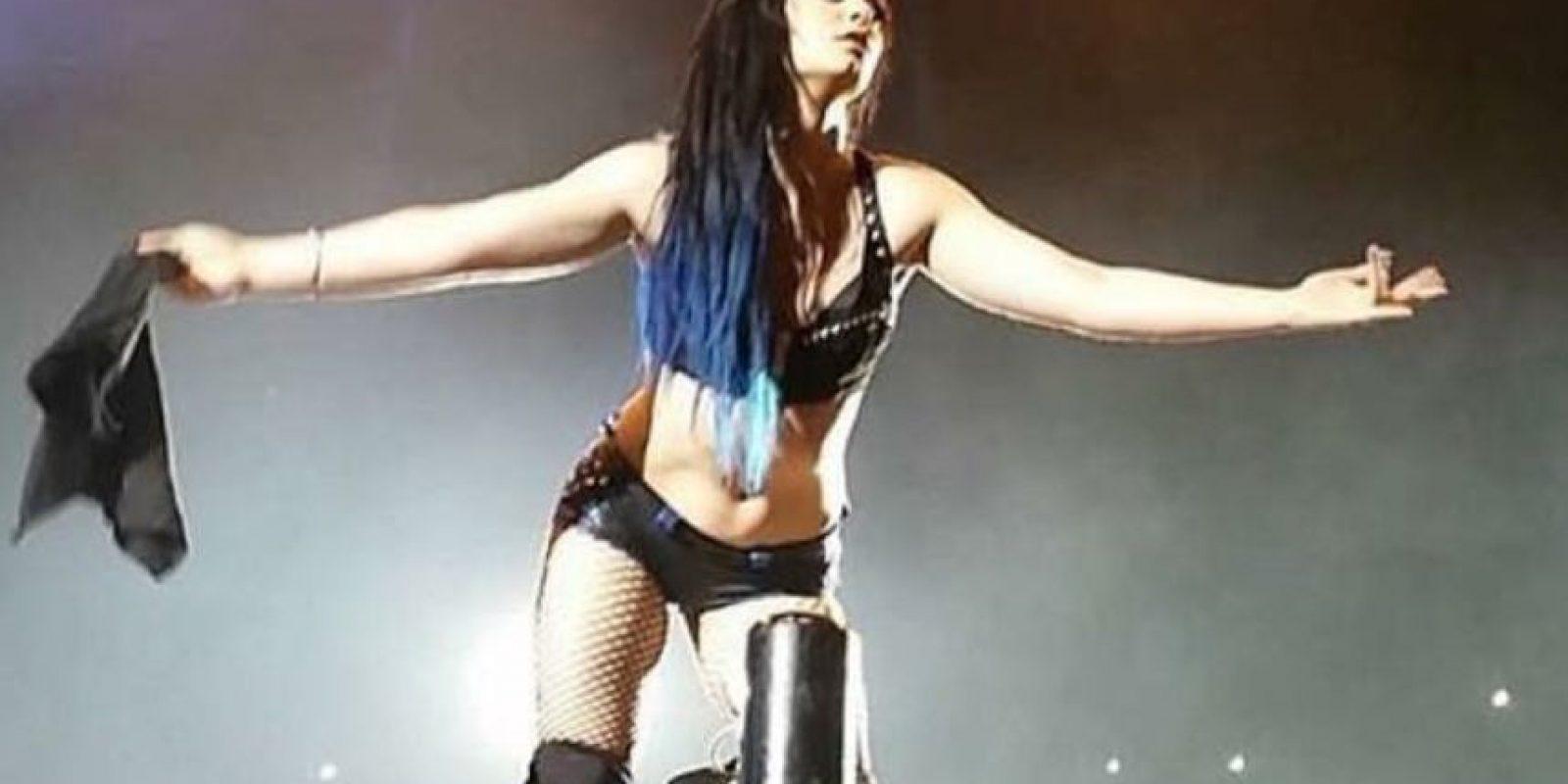 Desde entonces ha ganado dos Campeonatos de las Divas y un título femenino de NXT Foto:Vía instagram.com/realpaigewwe