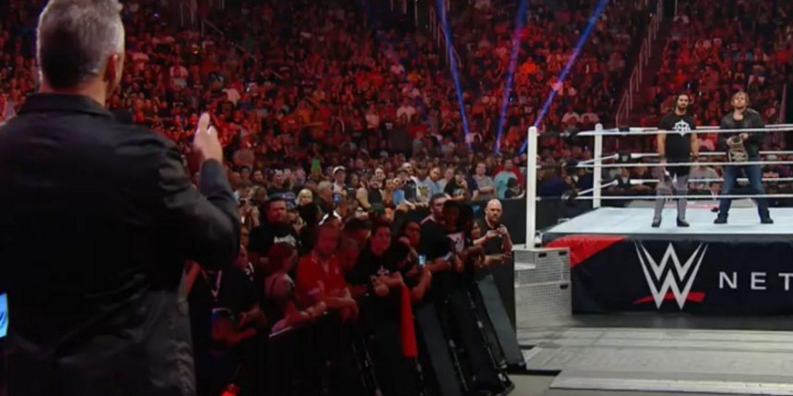 "Shane McMahon pactó una ""Amenaza triple"" para Battleground Foto:WWE"