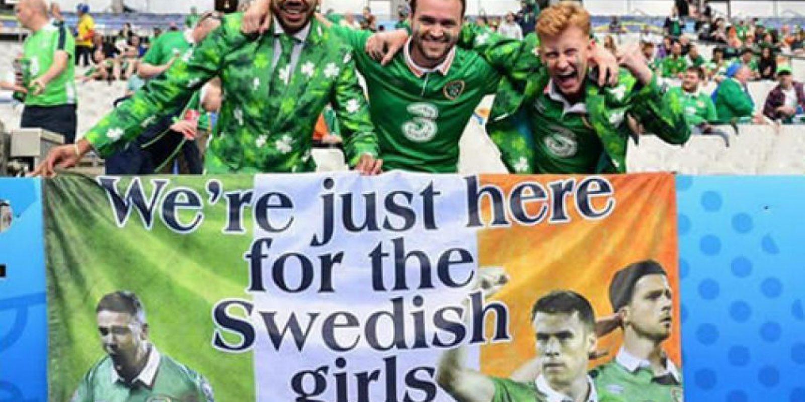 Son sinceros en sus motivos por los que asisten a la Eurocopa Foto:9gag
