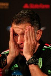 Juan Carlos Osorio se reunirá con la Feemexfut para definir su futuro Foto:Getty Images