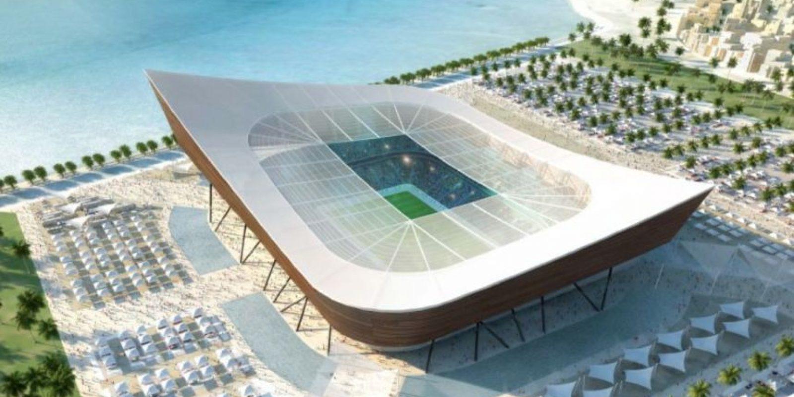 Sin embargo, un reporte del gobierno de Qatar, publicado por The Washington Post, menciona que solo han muerto 964 personas, que son migrantes y que no tienen relación con la construcción de estadios. Foto:Getty Images