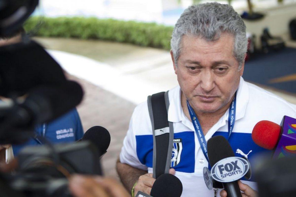 Víctor Manuel Vucetich Foto:Mexsport
