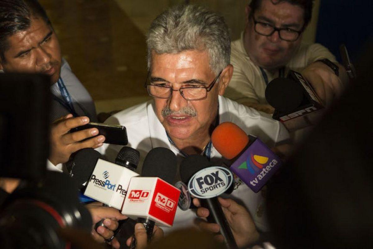 Ricardo Ferretti Foto:Mexsport