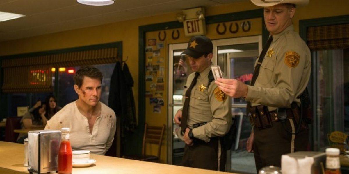 Jack Reacher, sin regreso: estreno del primer trailer a nivel mundial