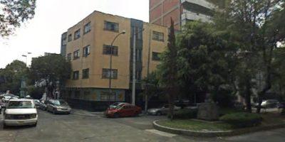 Imágen captada en septiembre de 2008 Foto:Google Maps