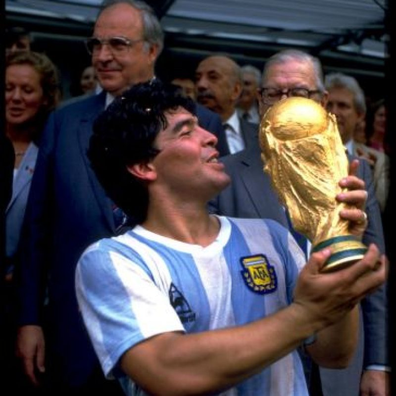 Argentina se acabaría coronando en aquel Mundial Foto:Getty Images
