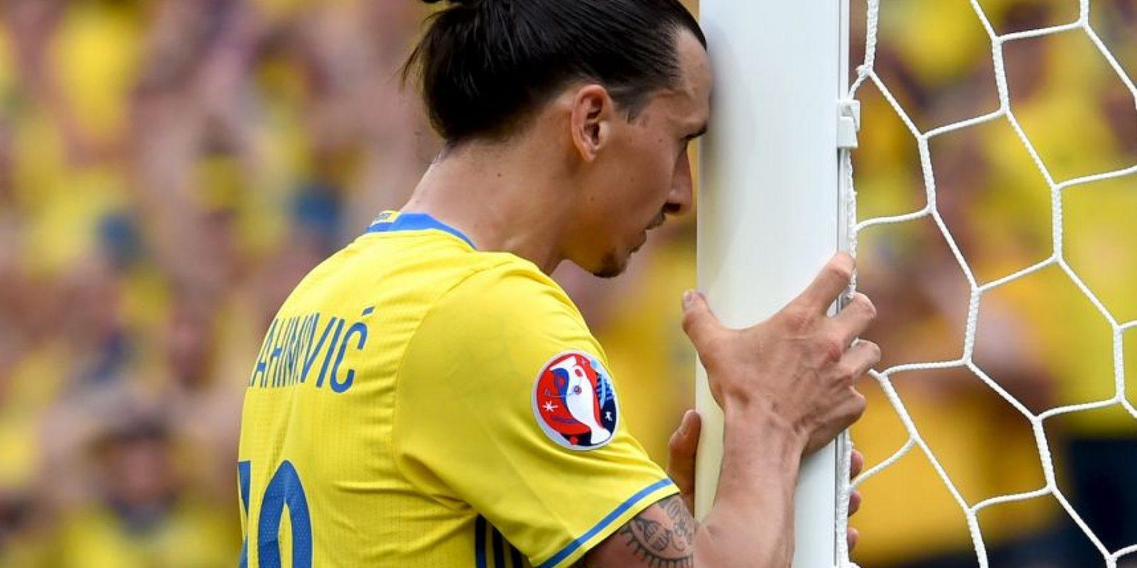 Zlatan Ibrahimovic anunció que se retira tras la Eurocopa y podría ser su último encuentro Foto:Getty Images