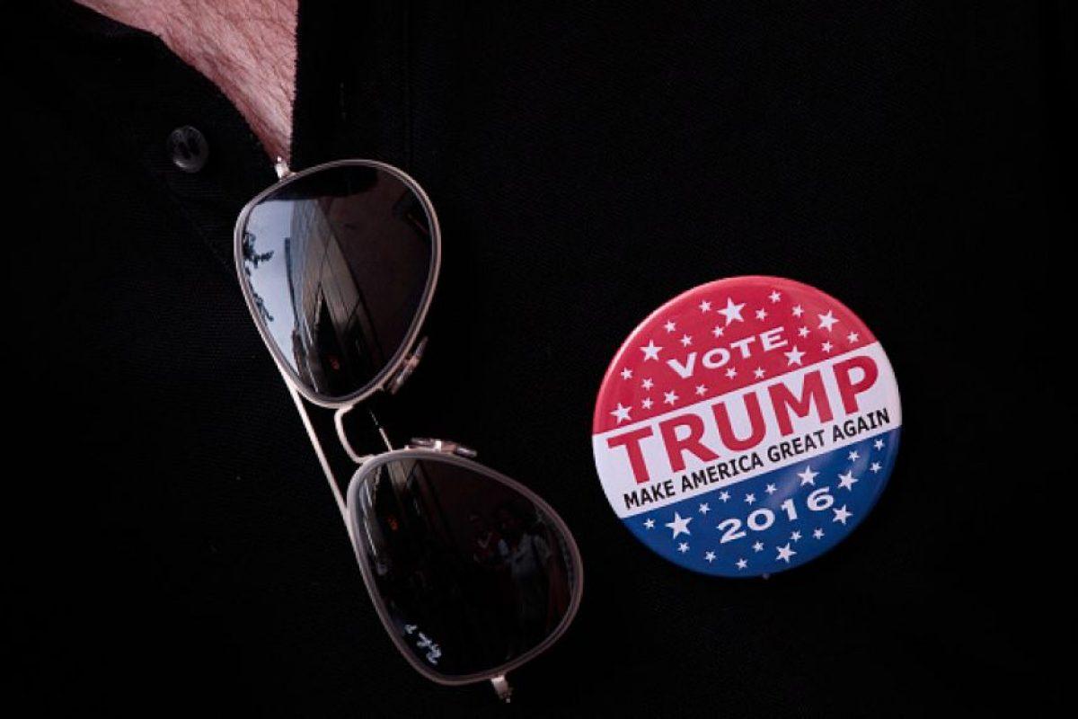En los últimos días, Trump ha caído fuertemente en las encuestas presidenciales Foto:Getty Images