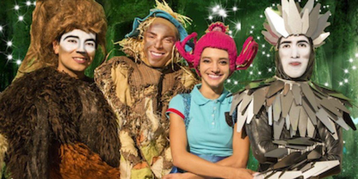 """El maravilloso mundo de """"El Mago de Oz On Ice"""" llega a la CDMX"""