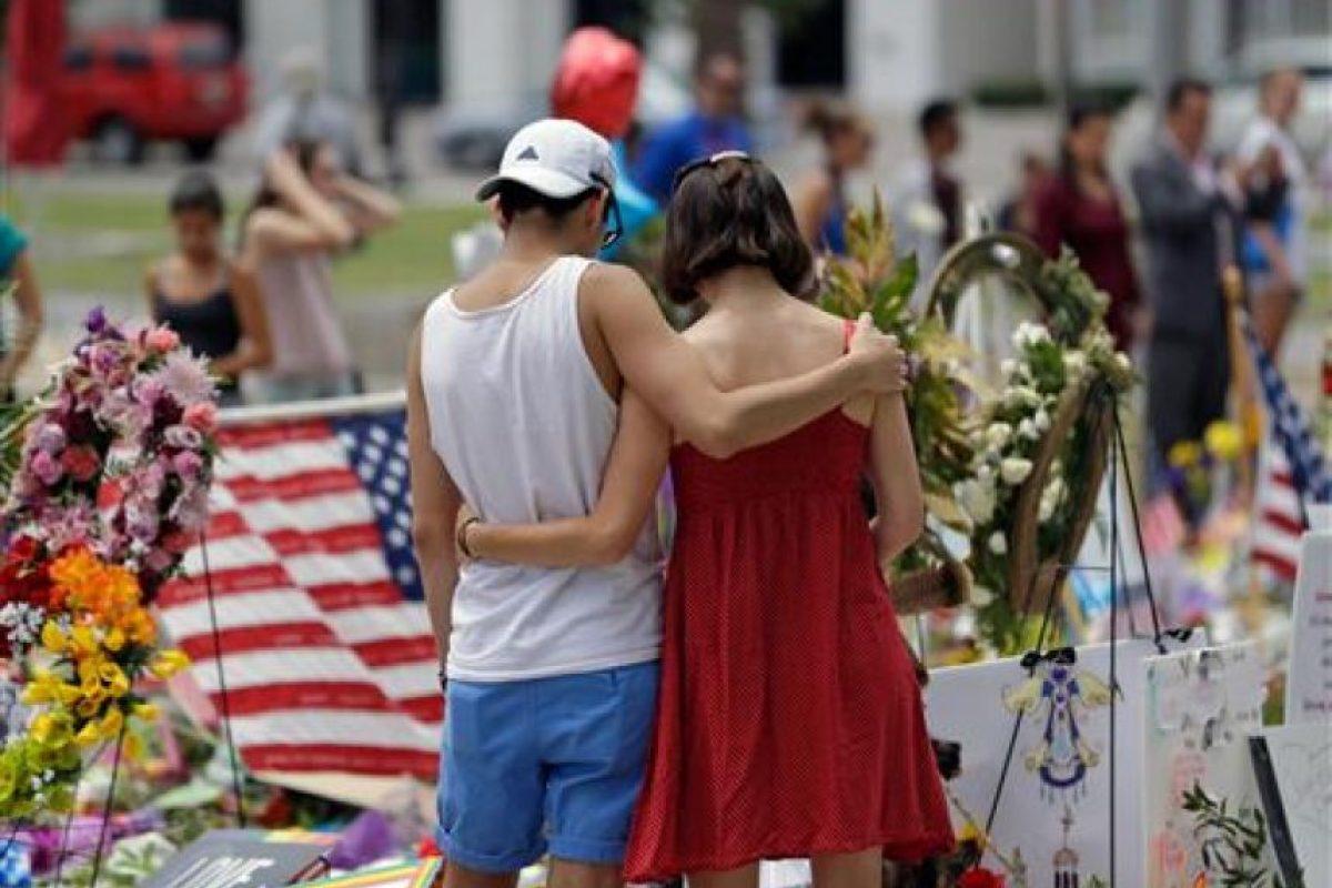 """A lo que el presidente Barack Obama respondió """"los tiroteos masivos no se solucionan con minutos de silencio"""" Foto:AP"""