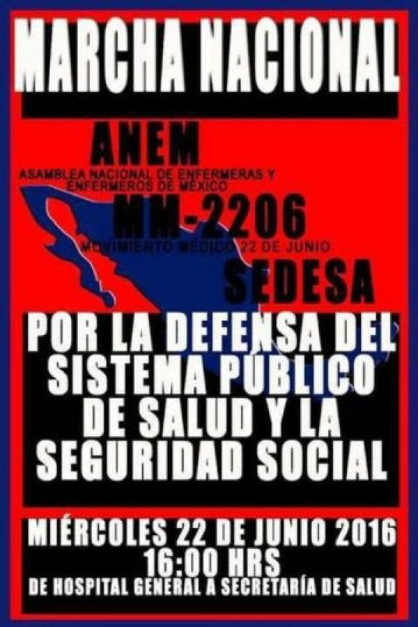 Foto:Facebook de #YoSoyMédico17