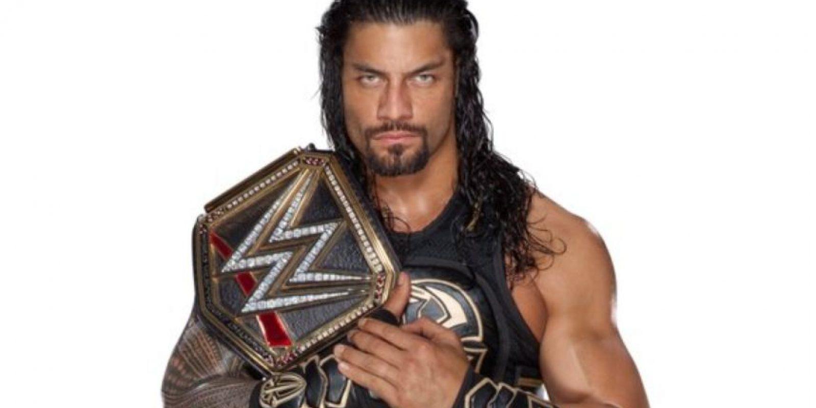 Buscaría el Campeonato Mundial de Peso Pesado ante Seth Rollins y el campéon Dean Ambrose en el próximo PPV. Foto:WWE