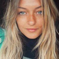 Ella es Carla Roméra, la francesa que cautivó a los hinchas irlandeses Foto:Vía instagram.com/carla_rm_
