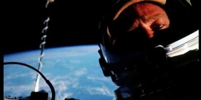 Buzz Aldrin en 1966. Foto:Wikipedia