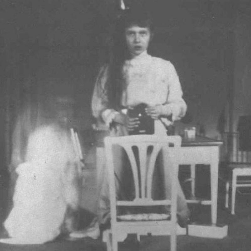 La duquesa Anastasia Romanov en 1914. Foto:Wikipedia