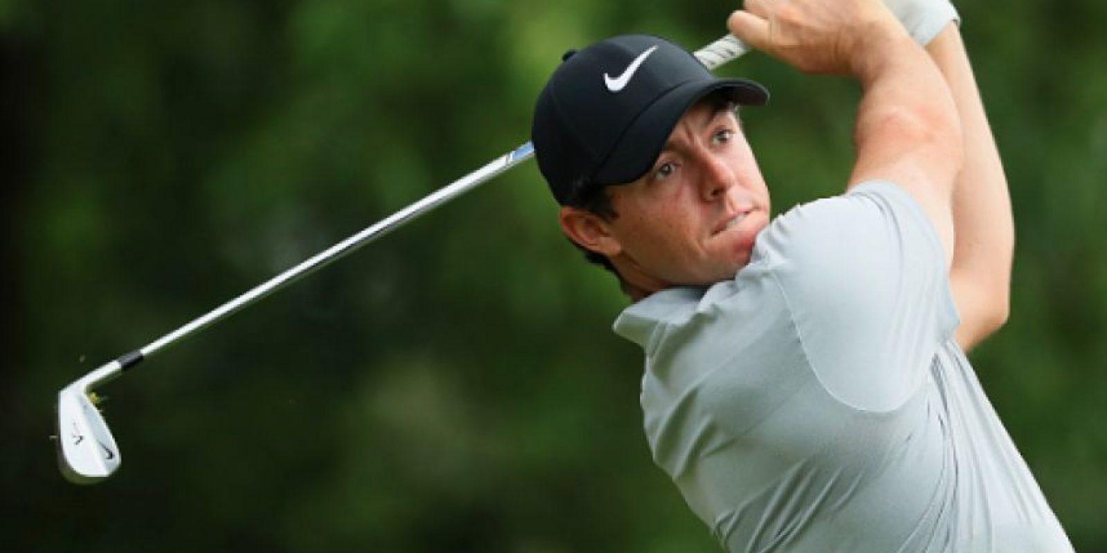 Rory Mcllroy tampoco asistirá a los Juegos Olímpicos por miedo al zika Foto:Getty Images
