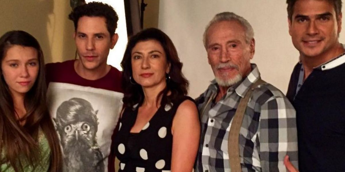 Christian Chávez regresa a las telenovelas con