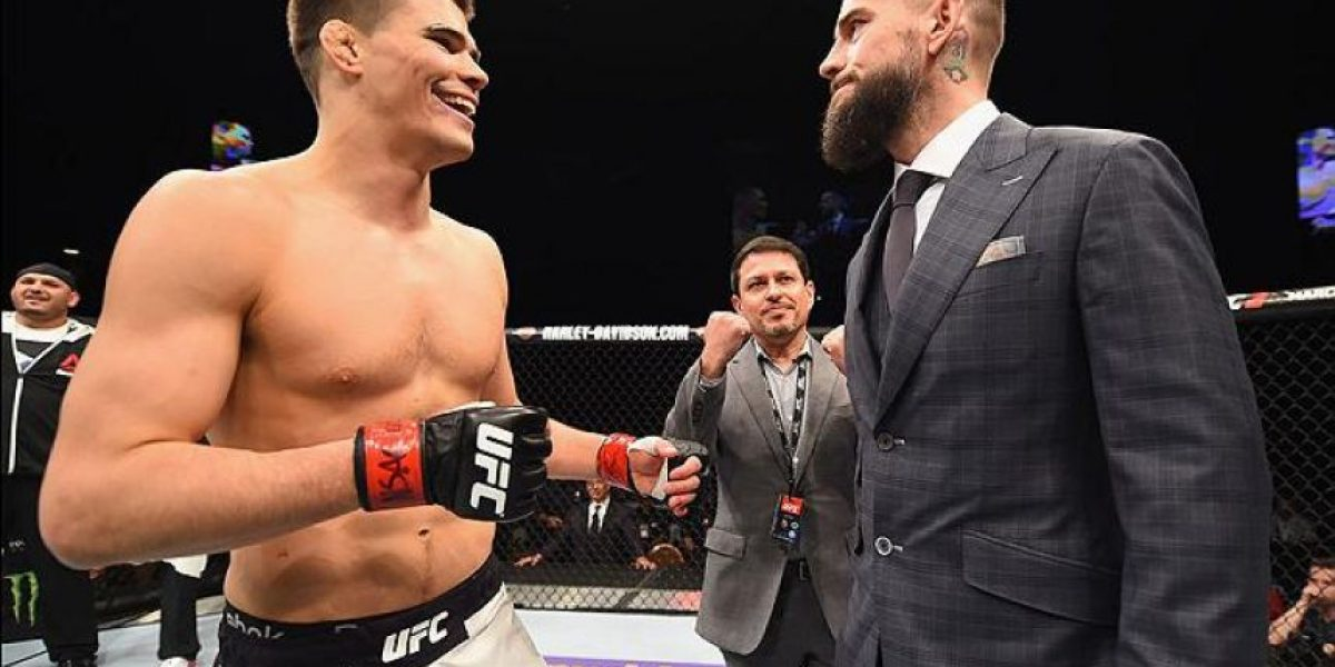 ¡Confirman fecha! CM Punk debutará en UFC 203