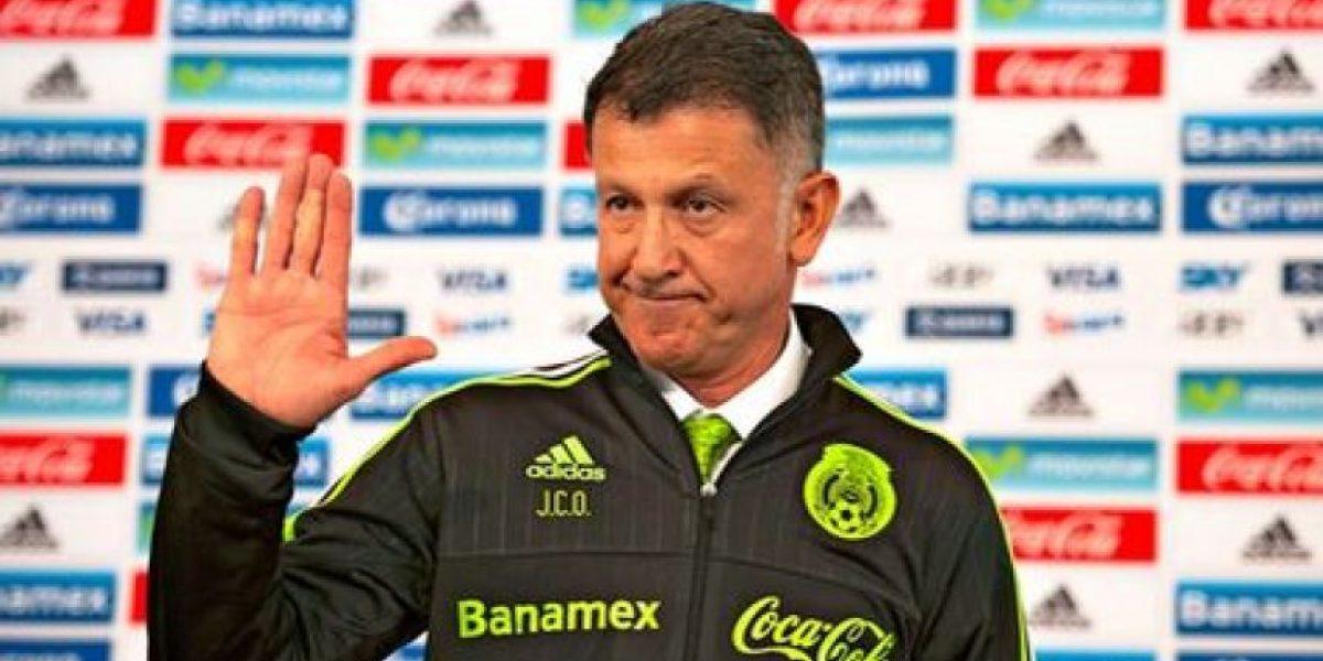 Oficial: Juan Carlos Osorio continua como entrenador del Tri
