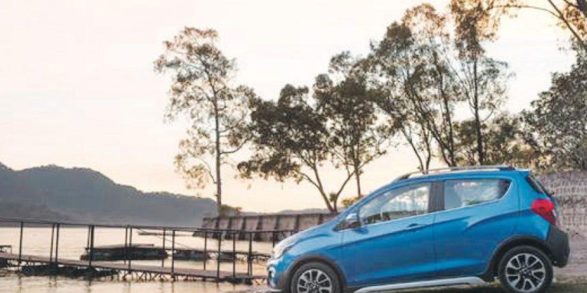 Chevrolet Spark ACTIV, de espíritu aventurero