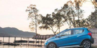 Las líneas frontales presumen de una mayor musculatura y unas entradas de aire que, además de refrigerar el motor y el sistema de frenos, le dan una imagen más deportiva Foto:Chevrolet