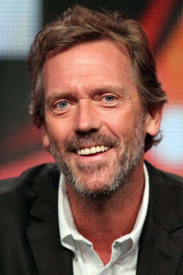 Hugh Laurie recibió seis nominaciones consecutivas por su papel como Dr. House y todas las perdió. Foto:Getty Images