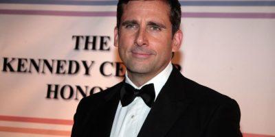 Steve Carrell recibió seis nominaciones por The Office pero ninguna la ganó.
